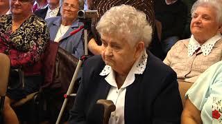 Kovács Sándor beszéde az Idősek Napja rendezvényen