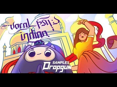 Dropgun Samples - Vocal Psy Indian (Sample Pack)