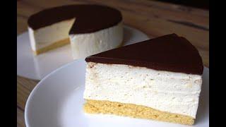 Торт Птичье молоко на желатине Birds milk Cake