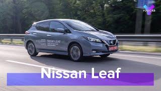 Дешевле только на лифте?  Официальный Nissan Leaf для Украины.  Тест-Драйв You.Car.Drive.