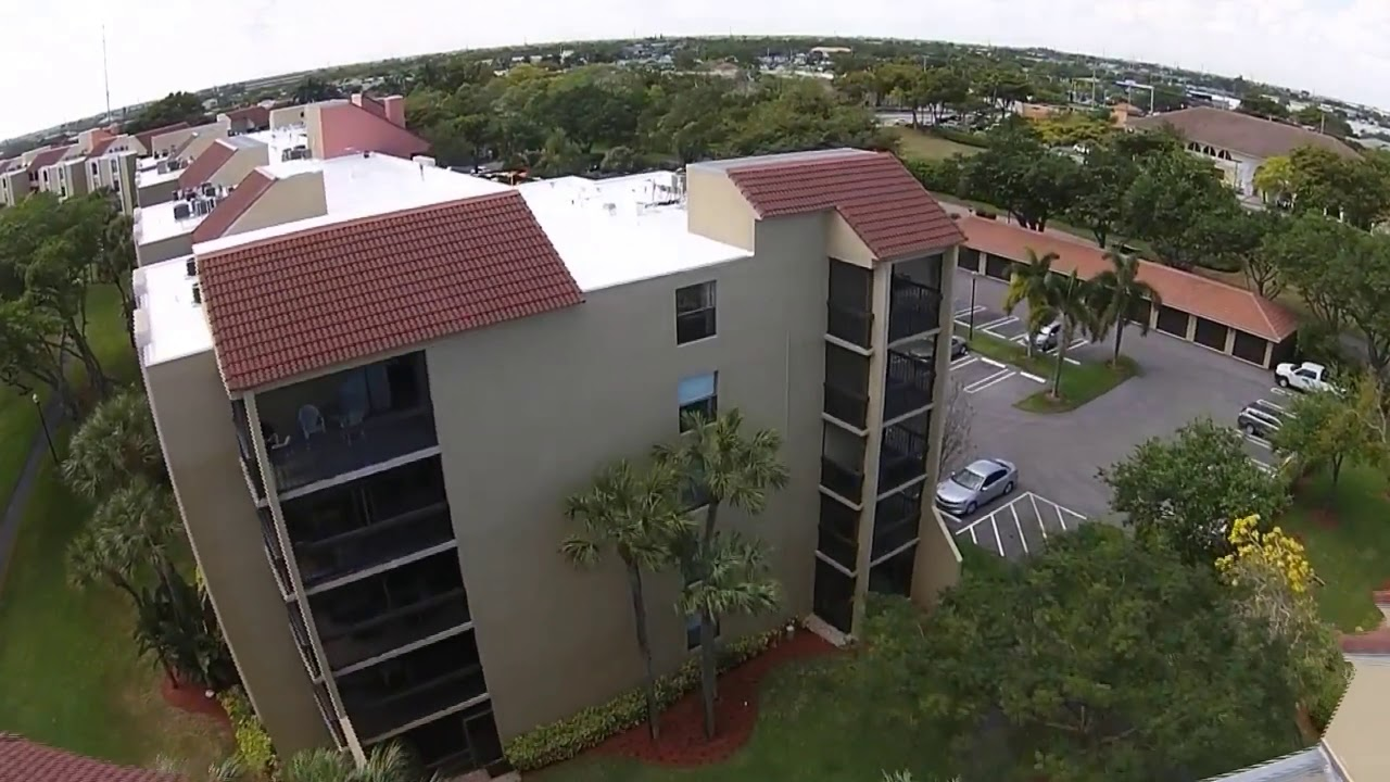 Lakeside Delray Liquid Applied Roofing