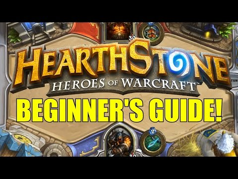 Hearthstone: Basic Tutorial For Beginners! (Learning the Game)