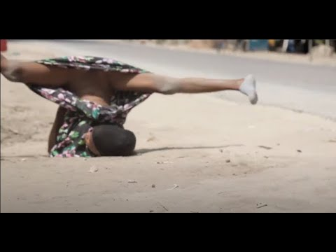 Download KANGAMOKO! Mapouka style twerk  with no under for African music dance in Tanzania.