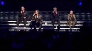 vuclip Westlife - Swear It Again (Face To Face Tour 2006)