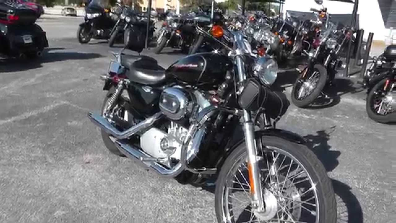 446298 2004 harley davidson sportster 883 custom xl883c used 446298 2004 harley davidson sportster 883 custom xl883c used motorcycle for sale youtube sciox Gallery