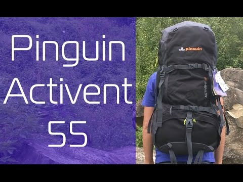 0bbd4c4cf9 Pinguin Activent 55 - YouTube