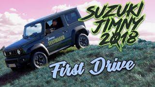 Suzuki Jimny 2018 first drive