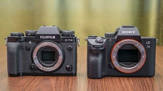 Sony A7iii Vs Fuji Xt3 - Fujifilm X-t3 Challenges Full Frame