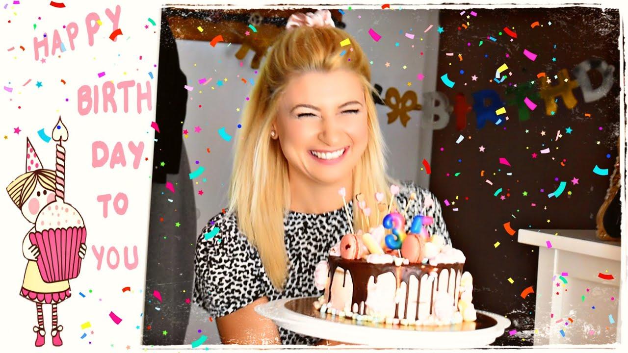 VLOG| Πως γιορτάσαμε τα γενέθλιά μου| Mama Mimi