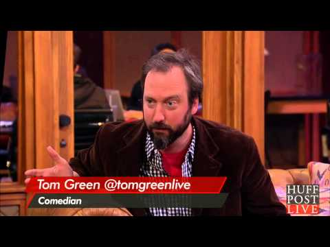 Tom Green: Donald Trump Fired Me After I Got Drunk With Dennis Rodman
