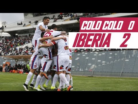 Colo Colo vs Iberia | Copa Chile MTS 2017| Relatos ADN Radio