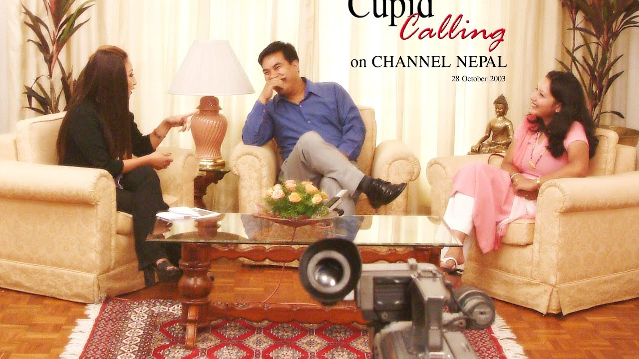 Anil Sthapit & his life partner Yuna Sthapit's interview with host Kala Subba @ Channel Nepal. 2003