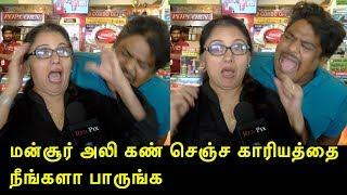 tamil movie gulebakavali team prank revathi tamil news, tamil live news, news in tamil, redpix