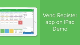 Using Vend on iPad | Vend U