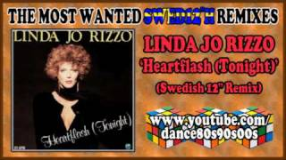 LINDA JO RIZZO - Heartflash (Tonight) (Swedish 12