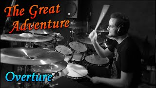 The Neal Morse Band - Overture (The Great Adventure)   DRUM COVER by Mathias Biehl