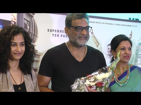R Balki And Gauri Shinde Host A Special Preview Of PadMan For Ladies