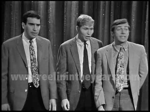 "Download Mitchell Trio feat. John Denver- ""Your Friendly Liberal Neighborhood KKK"" 1966 [RITY Archive]"