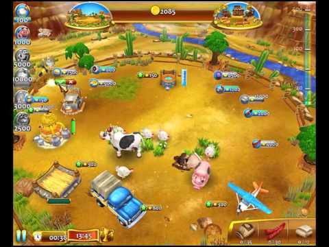 Farm Frenzy 4 - Веселая Ферма 4 von YouTube · Dauer:  1 Minuten 14 Sekunden  · 105 Aufrufe · hochgeladen am 8-1-2014 · hochgeladen von Hooligans Entertainment