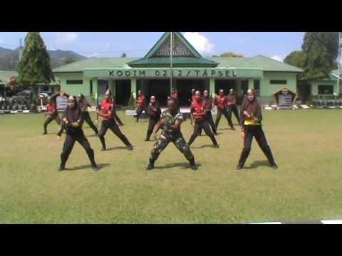 Tari TAO TOBA NAULI SWK-SCOUT KODIM 0212/TS SMAN 5 Padangsidimpuan
