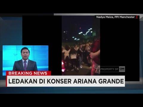 19 Tewas, Teror di Konser Ariana Grande, Manchester Inggris