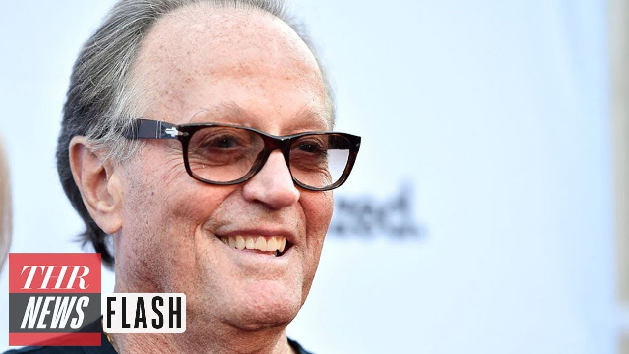 Peter Fonda Condemned by Sony Pictures Classics, His Film Still Being Released | THR News Flash