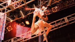 Ms. Polorama's Miss NC Pole Dance Competition 3rd round performance