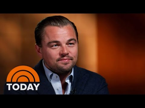 Leonardo DiCaprio: Grueling Filming Of 'The Revenant' 'Was Like Live TV' | TODAY