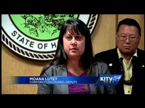 Maui mayor, friends, family mourn for victims of Lanai plan crash