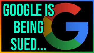 The U.S. Government is Suing Google...