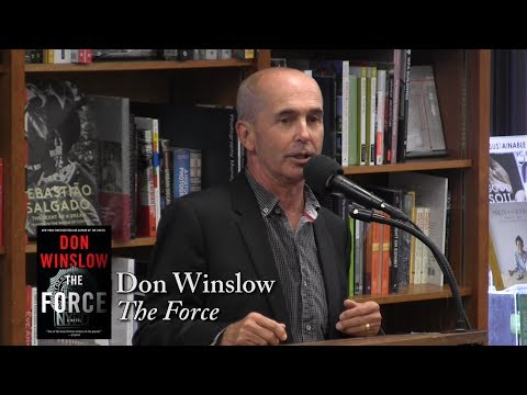 "Don Winslow, ""The Force"""