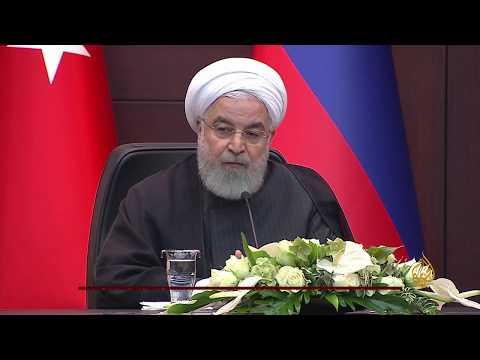 ???? ???? روحاني: يجب أولا سؤال السعودية لماذا يعتدون على اليمن ويقصفونه يوميا  - نشر قبل 2 ساعة