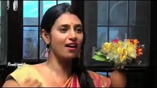 Actress kasturi speaking bad words shocking video
