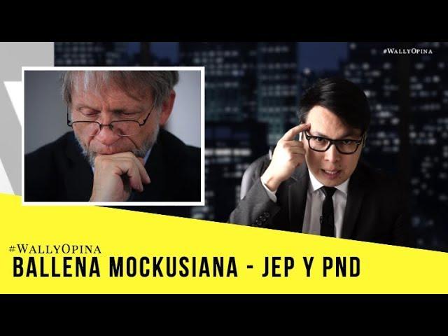 BALLENA MOCKUSIANA - #WALLYOPINA