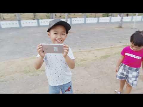 SIRKUIT BMX !! Bantuin Mama&Papa Shooting Lagu