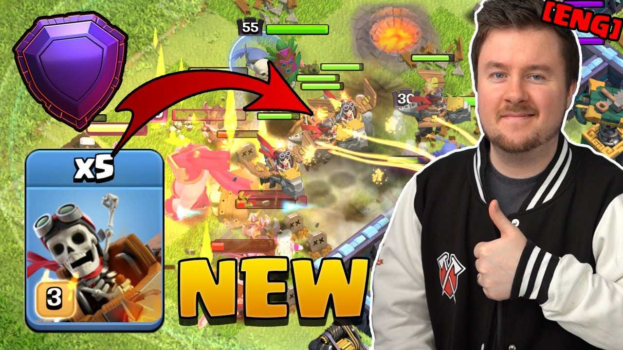 NEW Town Hall 14 Strategy - QC Dragon Rider my favorite Strategy ! | Clash of Clans English
