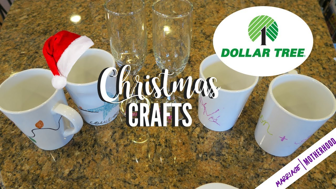 Dollar Tree Crafts - YouTube
