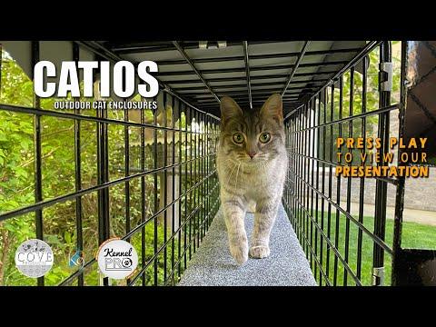 Catio Outdoor Cat Cage Enclosure Systems