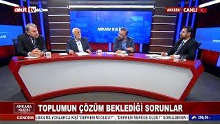 Ankara Kulisi - Toplumun çözüm Beklediği Sorunlar