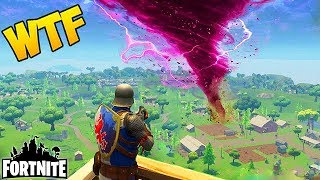 EPIC NEW SKY GLITCH! - Fortnite Funny Fails and WTF Moments! #96 (Daily Moments)