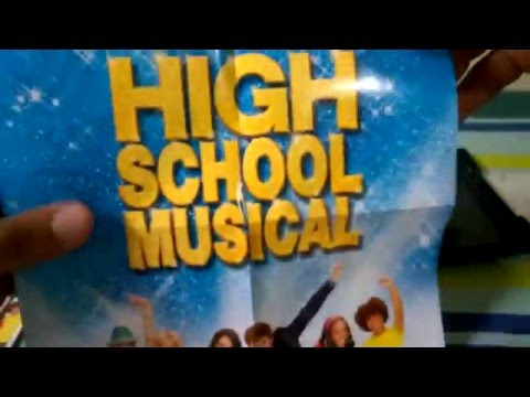 [Unboxing - NDS] High School Musical: Makin the Cut - PT-BR