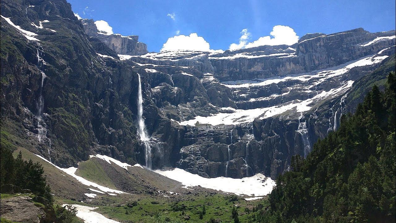 ВОДОПАД ГАВАРНИ ПИРЕНЕИ | Самый большой водопад Франции