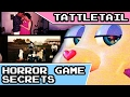 New Tattletail Secrets: Family Photos, the Father, the Sibling and the Pet Cat - Horror Game Secrets