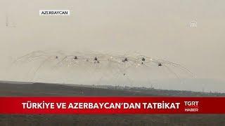 Türkiye ve Azerbaycan'dan Tatbikat