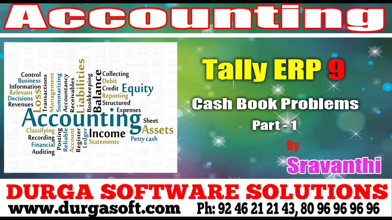Tally Accounting Book