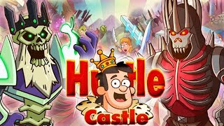 OTWIERAM PONAD 50 SKRZYNEK | #002 | Hustle Castle | PL