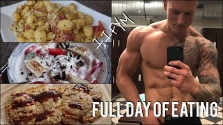 Heftigste FITNESS-REZEPTE I Full Day of Eating (IIFYM) I SCHMALE SCHULTER