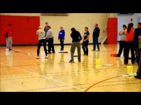 Illinois State Universities Intro To Golf Class with BirdieBall
