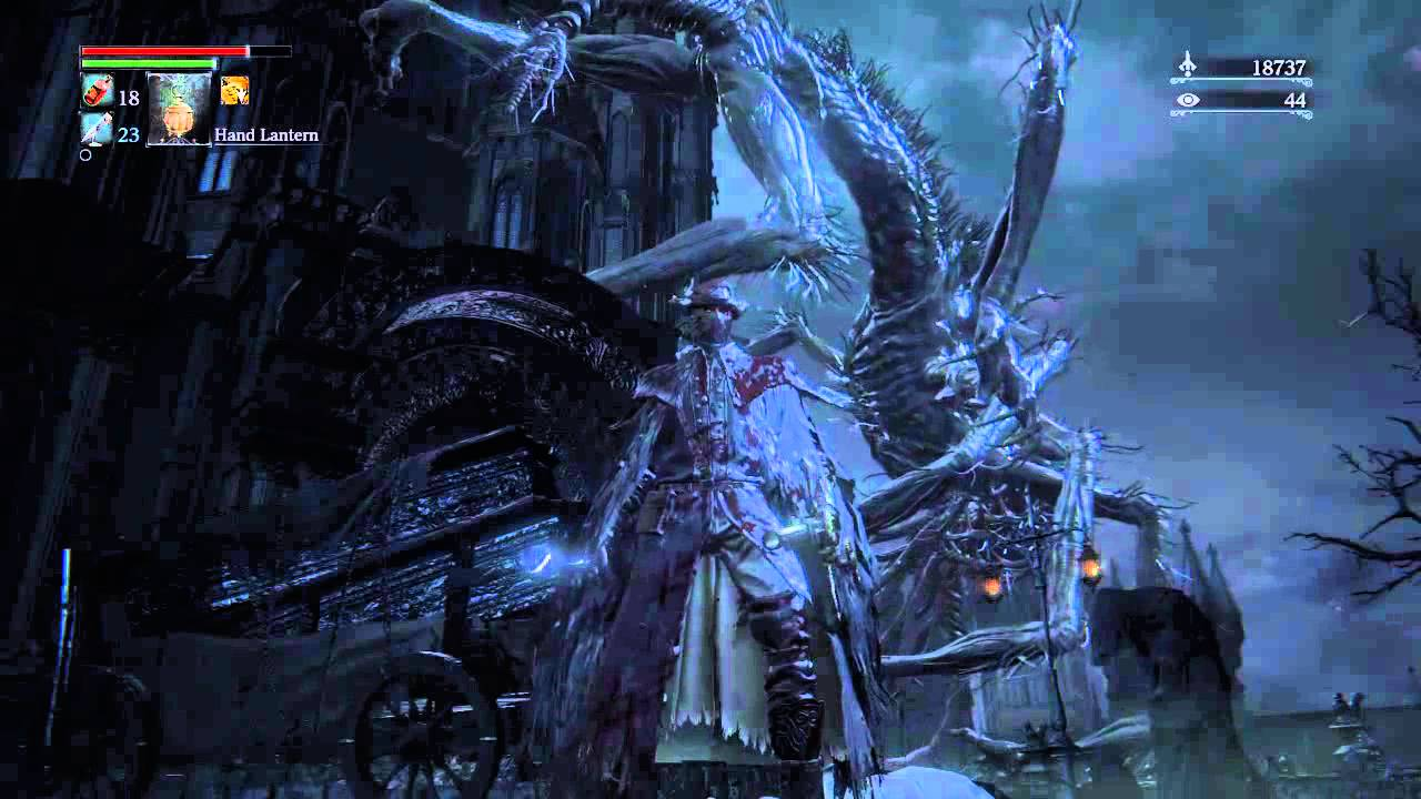Bloodborne: Monster Invasion! - YouTube