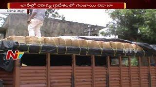 Political Leaders Hand in Illegal Transport of Ganja || Visakhapatnam || NTV